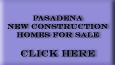 Pasadena New Construction Homes