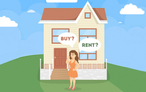 Buying Versus Renting a home in the San Fernando Valley